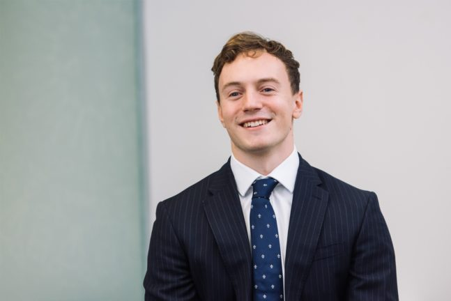 Alex Latham - Trainee Solicitor