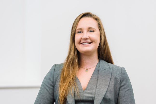 Sophie Britton - Trainee Solicitor