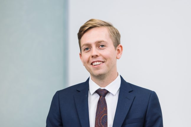 Will Hewitt - Trainee Solicitor